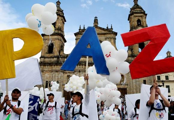 Colombia es tierra de paz