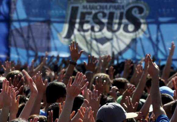 Me dan miedo los cristianos