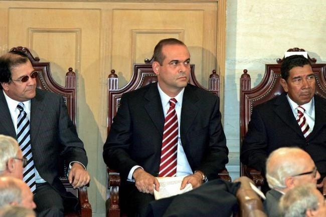 Ernesto Báez fue uno de los paramilitares que tomó la palabra en el Congreso junto con Salvatore Mancuso y Ramón Isaza