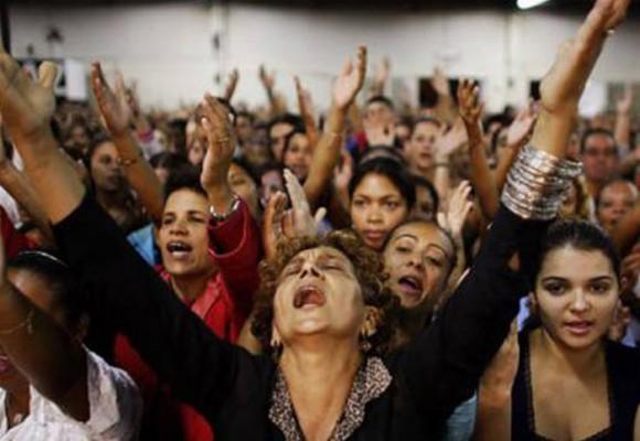 """""""Los evangélicos promueven el odio"""""""
