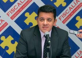 El bajonazo del Fiscal Juan Vicente Valbuena