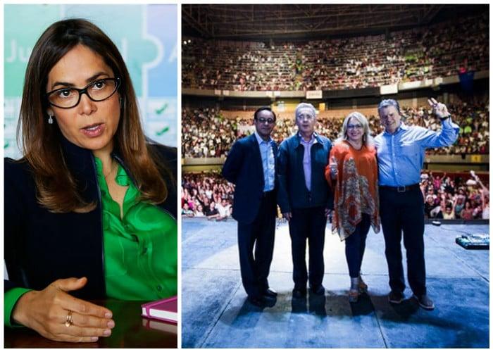 En Colombia los cristianos ponen los votos y sacaron a Parody