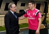 La jugada sucia que le hicieron a James en el Real Madrid