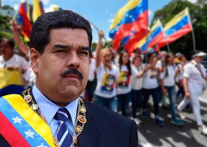 ¿Alzarse en armas para derrocar a la tiranía venezolana?