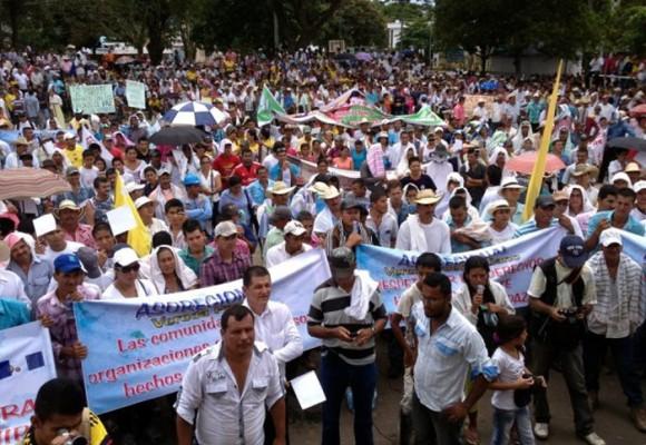 Caquetá se organiza para marchar en contra de la reforma tributaria y las petroleras