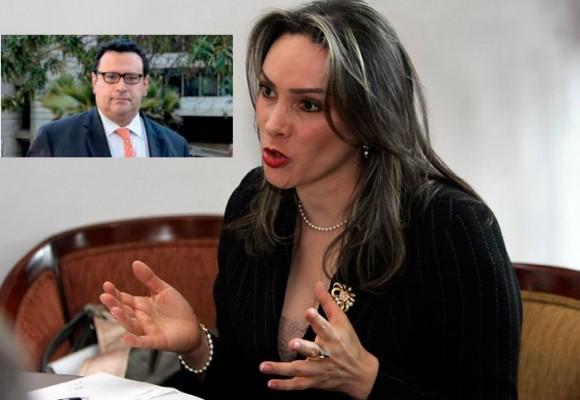 Espaldarazo del director de Derecho Público de la Javeriana a María Mercedes López