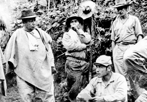 Viajar en el tiempo para arreglar a Colombia