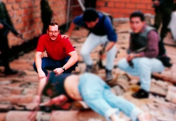 El gringo que mató a Pablo Escobar