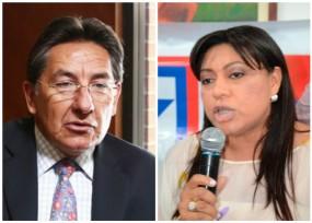 El fiscal Néstor Humberto Martínez le pisa los talones a Oneida Pinto