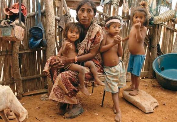 El racismo y la muerte de los niños wayuus