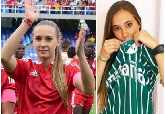 Nicole Regnier, la dura jugadora de la Selección Colombia que no le tiene miedo a nada