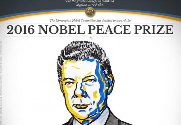 El Nobel como antesala a la Paz