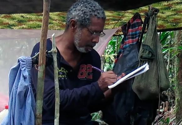 El adiós de Odín Sánchez a la selva tras cinco meses en poder del ELN