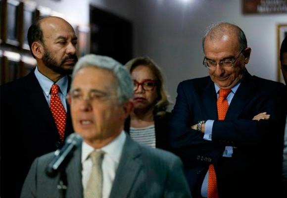 La tensión entre el Centro Democrático y el gobierno tiene foco: Rangel y De La Calle