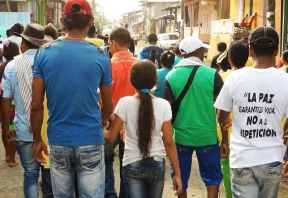 ¿Un acuerdo para quién? Riosucio se moviliza por la paz