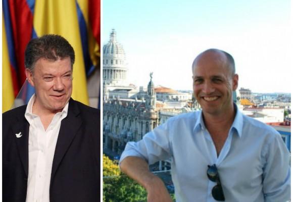 El noruego que ayudó a abrirle las puertas del Nobel a Juan Manuel Santos