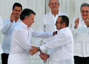¿Se le agüó el Nobel a Santos y a Timochenko?