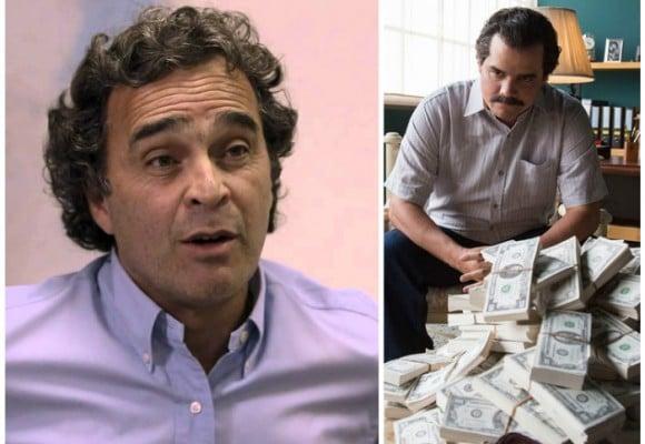 """""""El poder corruptor con el que Escobar infectó la política sigue presente"""", Sergio Fajardo"""