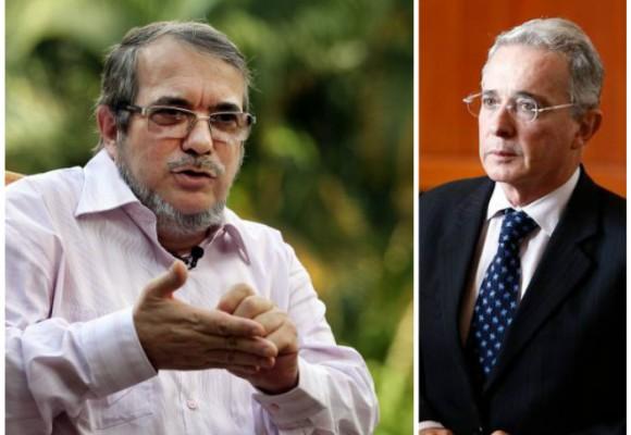 """""""Mis respetos a Uribe […] Fue hasta mejor que ganara el No"""": Timochenko"""