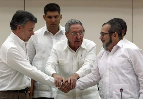 """""""Señores de las FARC, Señor Presidente: hagan lo que resulte necesario"""""""