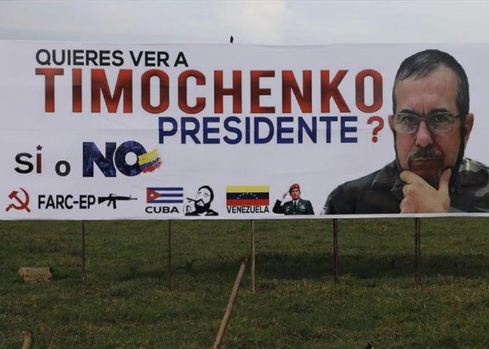 Pactos satánicos, República gay de Colombia y otras mentiras del No