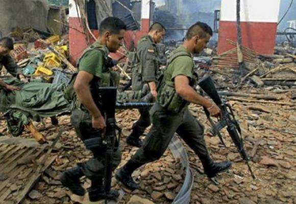 """""""Toribío, Cauca no merece estar en un país como Colombia"""""""