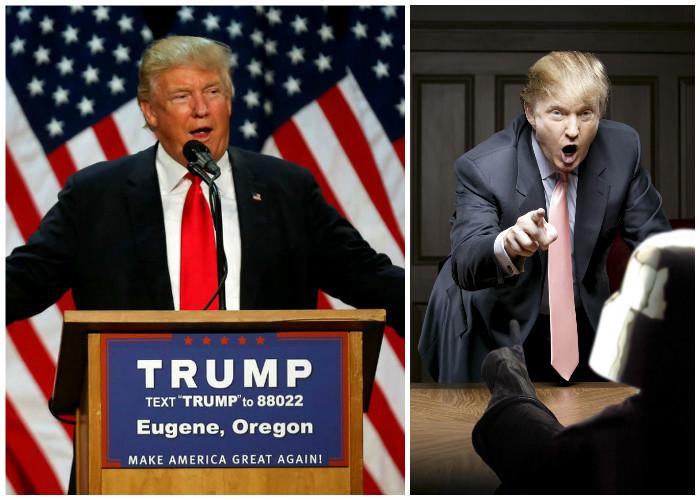 El 'reality' que le cambió la vida a Donald Trump