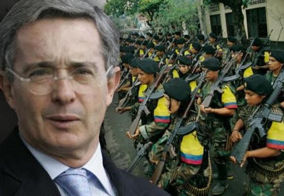 Álvaro Uribe: El señor del NO a la paz