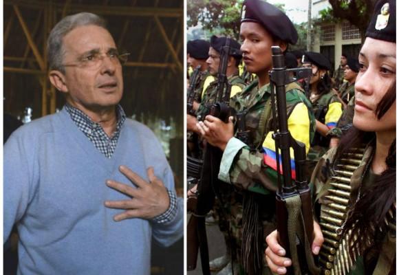 Uribe es hoy, el mejor aliado de los guerrilleros rasos