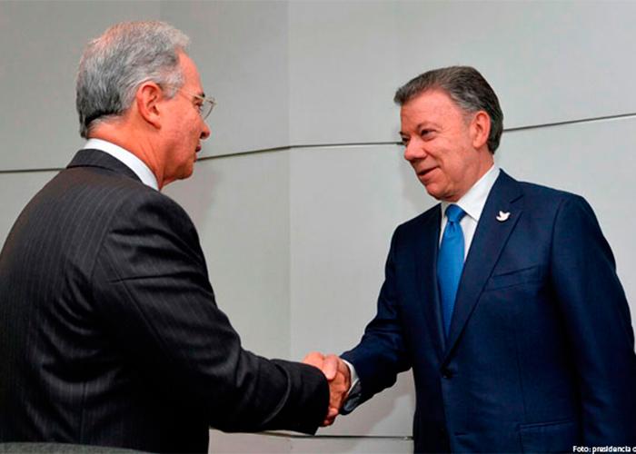 Humo blanco en la reunión Santos-Uribe: avanzan acuerdos para fortalecer la paz