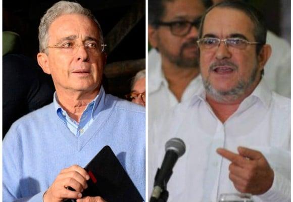 Uribe pide amnistía para 5.700 guerrilleros de las Farc