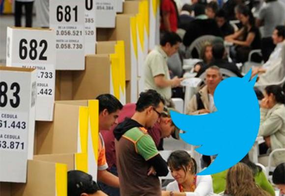 La paradójica reacción en las redes sociales de los del Sí
