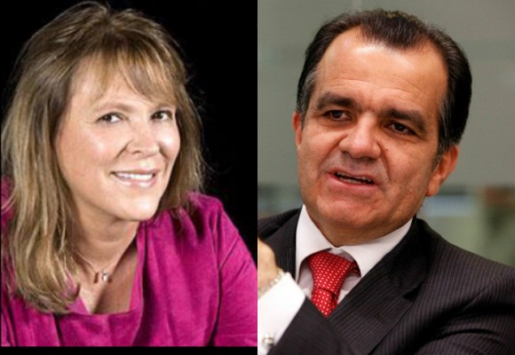 María Isabel Rueda lo predijo: ''La campaña de Zuluaga fue infiltrada''