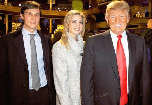 El yerno de Trump no estará en la Casa Blanca