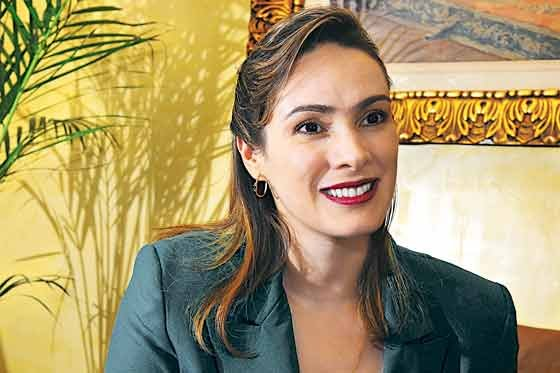 María Mercedes López llegaría a la presidencia conservadora