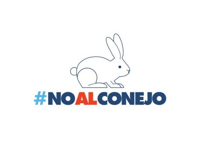 NO AL CONEJO
