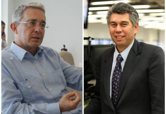 Zancadilla de Álvaro Uribe a Daniel Coronell y a Noticias Uno
