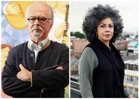 Fernando Botero y Doris Salcedo: invitados reales que no llegaron