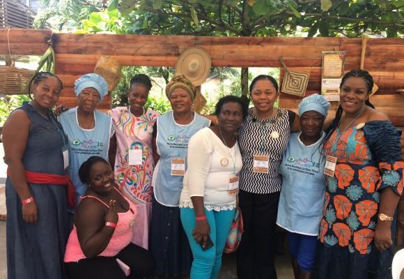 Así fue el encuentro entre cocineras tradicionales de África y Colombia