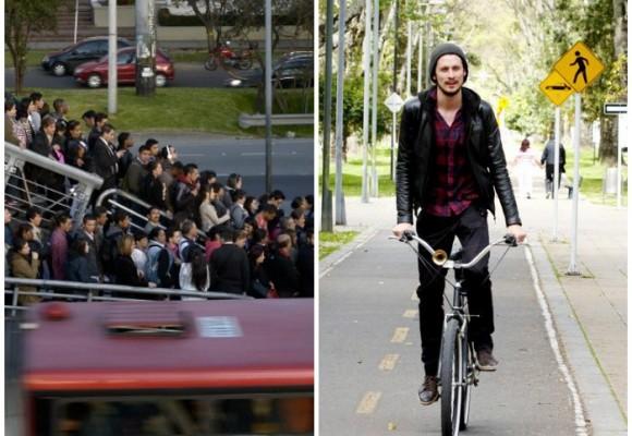 La fórmula que puso a la gente a usar bicicleta en Bogotá