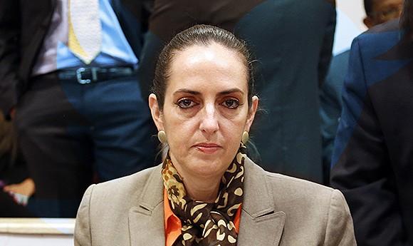 El lado presidencial de María Fernanda Cabal