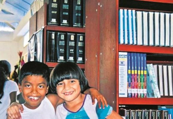 En el Caquetá los niños construyen la paz
