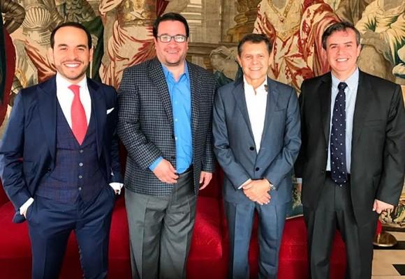 El 'dream team' con el que Carlos Mattos ganó el pleito de su vida