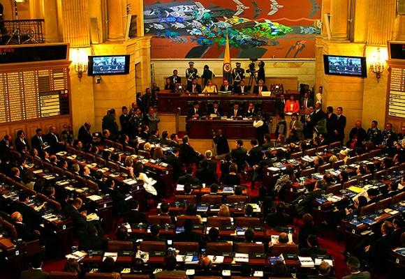¿Por qué los colombianos no creen en el Congreso?