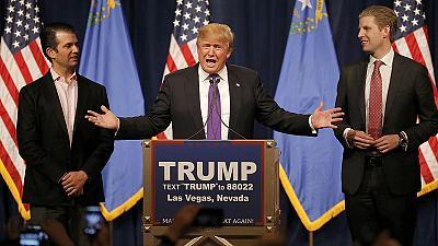 La victoria solitaria de Donald Trump: un golpe al ´establishment´