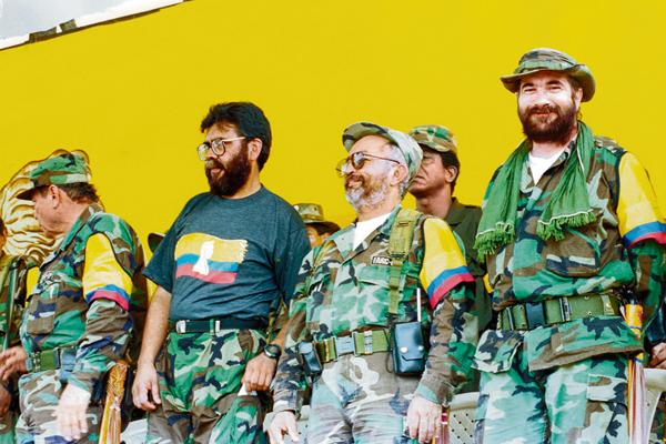 El ''gobierno de transición'' , una propuesta de las FARC desde Alfonso Cano