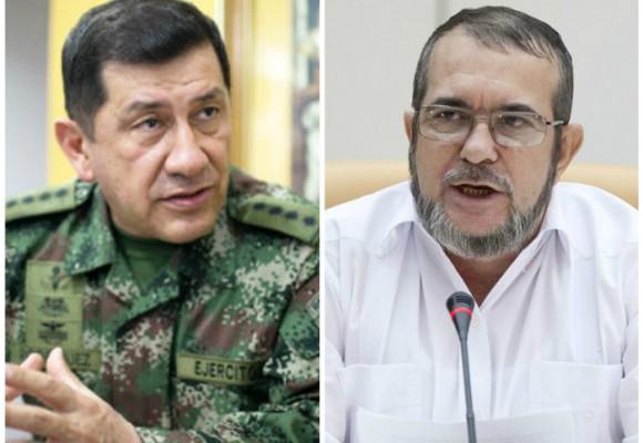 Sorpresa del gobierno y las Farc por la muerte de dos guerrilleros. El ejercito da su versión