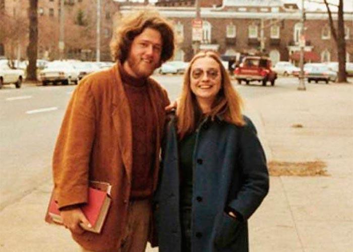 El recorrido Hippie de Hillary Clinton por Estados Unidos