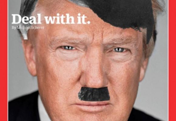 El camino de Trump cada vez se asemeja más al de Hitler
