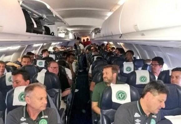 Nuevos detalles de la tragedia del avión en el que volaba el Chapecoense